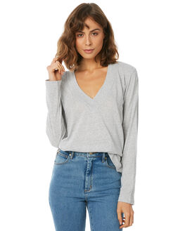 GREY MARLE WOMENS CLOTHING THE FIFTH LABEL TEES - 40180472GREY