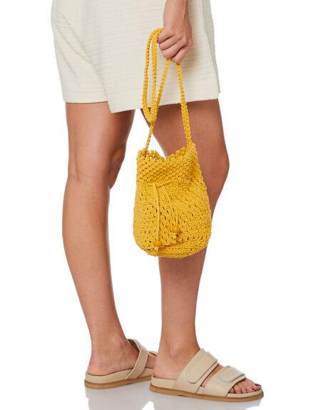 SAFFRON WOMENS ACCESSORIES SEAFOLLY BAGS + BACKPACKS - 71630-BGSAF