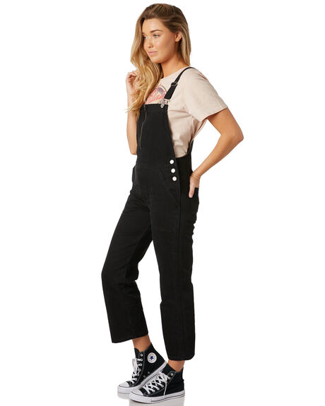 BLACK OUTLET WOMENS THE HIDDEN WAY PLAYSUITS + OVERALLS - H8184197BLACK