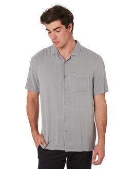 GREY MENS CLOTHING NO NEWS SHIRTS - N5201166GREY