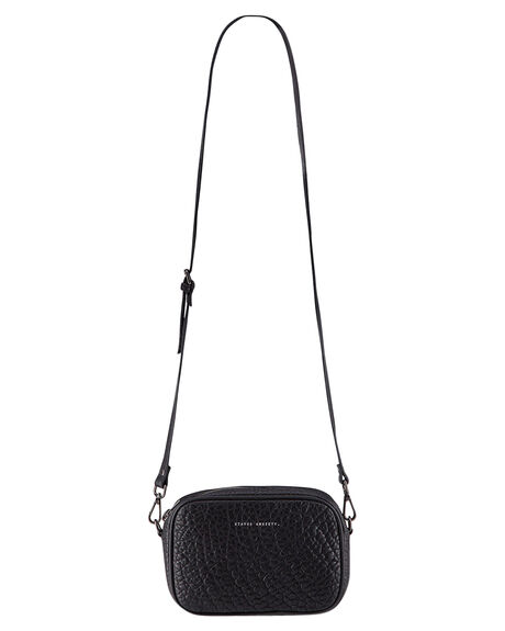 BLACK BUBBLE WOMENS ACCESSORIES STATUS ANXIETY BAGS + BACKPACKS - SA7255BKBBL