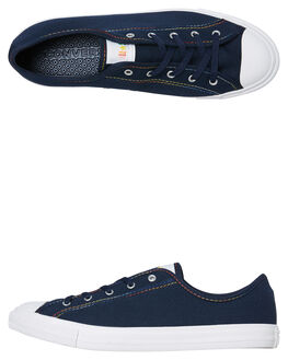 OOBSIDIAN OUTLET WOMENS CONVERSE SNEAKERS - 564978COBS