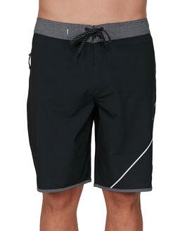 BLACK MENS CLOTHING QUIKSILVER BOARDSHORTS - EQYBS04364-KVJ6