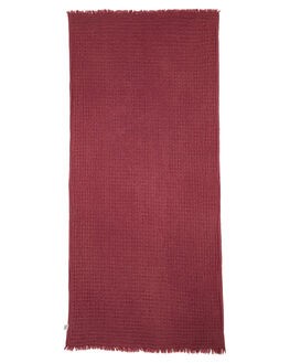 WINE WOMENS ACCESSORIES MAYDE TOWELS - S18ILUKAWIN