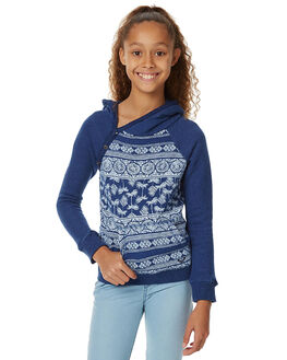 TROPIC WAX GIRL COMB KIDS GIRLS ROXY JUMPERS - ERGFT03200BTA3
