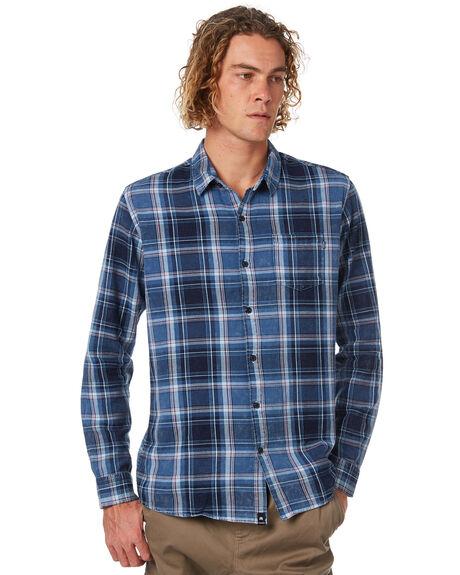 BLUE MENS CLOTHING ST GOLIATH SHIRTS - 4314002BLU