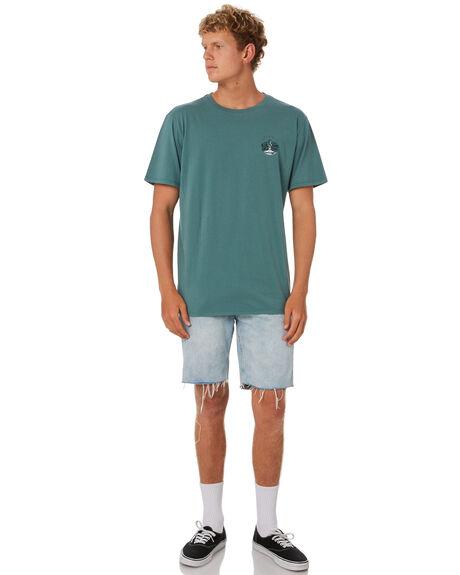 SILVER PINE MENS CLOTHING DEPACTUS TEES - D5201014SILPN