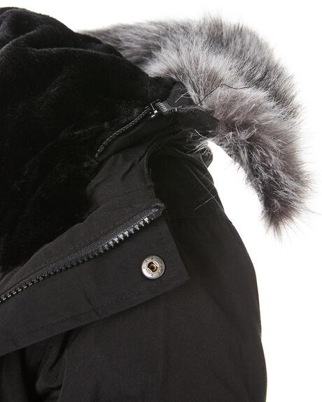 BLACK MENS CLOTHING RUSTY JACKETS - JKM0411BLK
