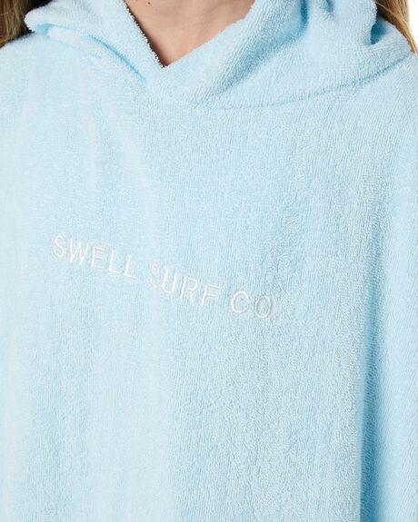 CRYSTAL BLUE KIDS BOYS SWELL TOWELS - S62211611CRYBL