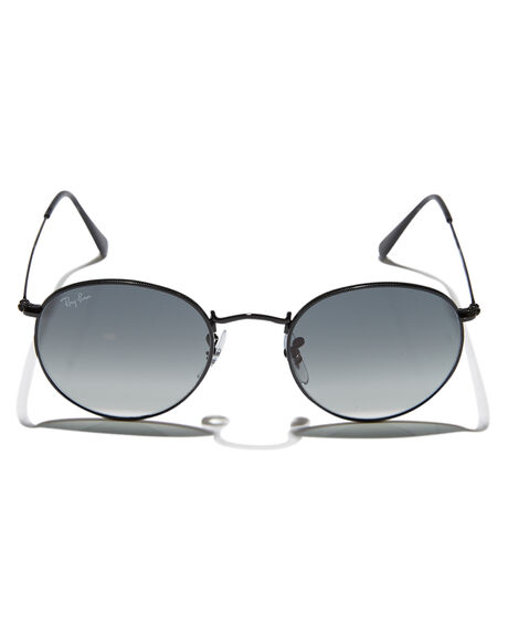 BLACK MENS ACCESSORIES RAY-BAN SUNGLASSES - 0RB3447NBLK