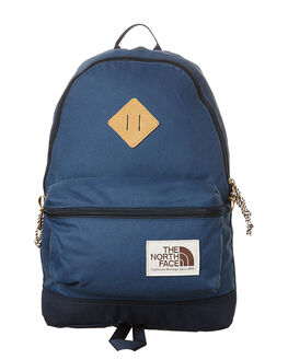 SHADY BLUE NAVY MENS ACCESSORIES THE NORTH FACE BAGS - NF0A2ZD9LKM