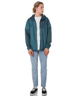 TASMANIAN TEAL MENS CLOTHING PATAGONIA JACKETS - 24142TATE