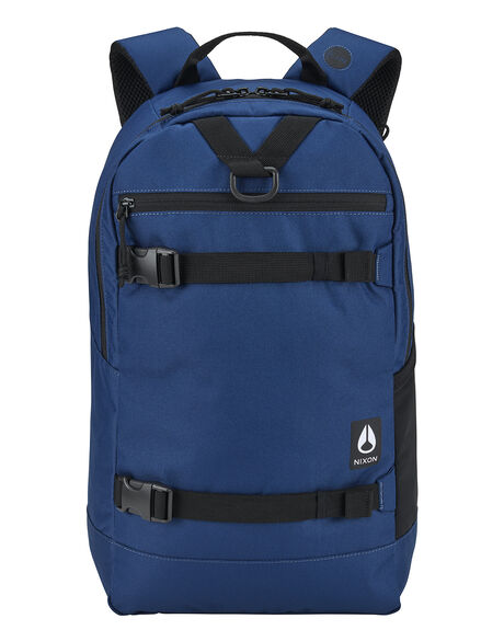 NAVY BLACK MENS ACCESSORIES NIXON BAGS + BACKPACKS - C3025-3389