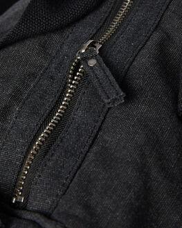 HERITAGE BLACK MENS ACCESSORIES THRILLS BAGS + BACKPACKS - TA9-1015HBHBLK