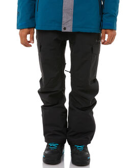 JET BLACK SNOW OUTERWEAR RIP CURL PANTS - SCPBL44284