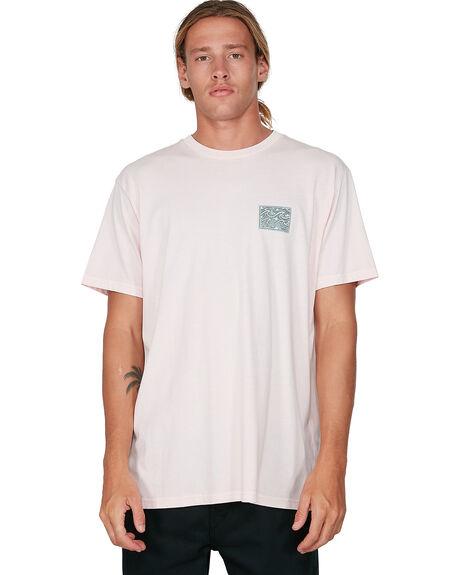 LIGHT PINK MENS CLOTHING BILLABONG TEES - BB-9504002-L29