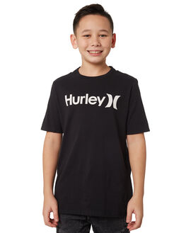BLACK KIDS BOYS HURLEY TOPS - BQ1504010