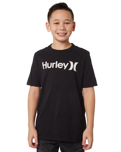BLACK KIDS BOYS HURLEY TOPS - BQ1504010