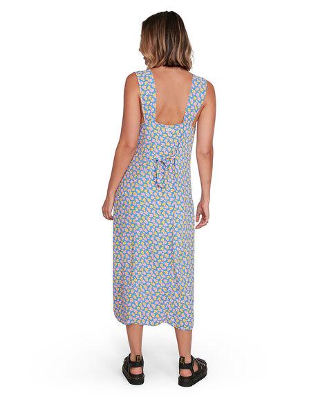 SKY WOMENS CLOTHING RVCA DRESSES - RV-R206751-S12