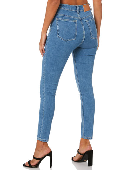 BLUE BELL WOMENS CLOTHING SILENT THEORY JEANS - 6093131DEN