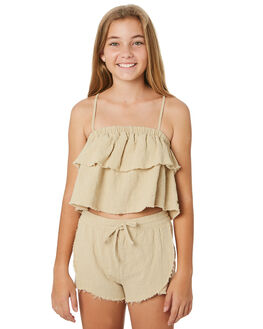 NAVAJO KIDS GIRLS RUSTY TOPS - WSG0001NVJ