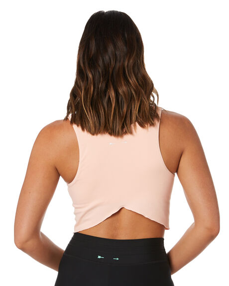 PINK WOMENS CLOTHING THE UPSIDE ACTIVEWEAR - USW121076PNK