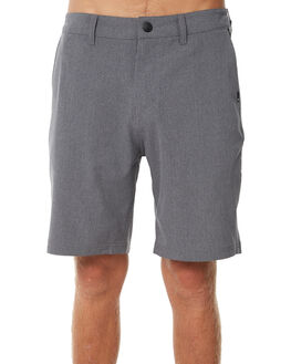 BLACK MENS CLOTHING QUIKSILVER BOARDSHORTS - EQYWS03509KVJ0