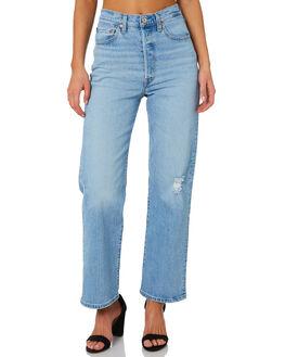 TANGO BLUE WOMENS CLOTHING LEVI'S JEANS - 72693-0020TANGO