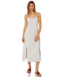 SALT LAKE STRIPE WOMENS CLOTHING RUE STIIC DRESSES - SA19-22-SLS