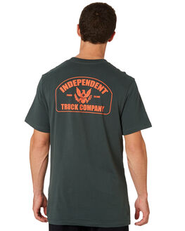 FOREST MENS CLOTHING INDEPENDENT TEES - IN-MTD8259FORST