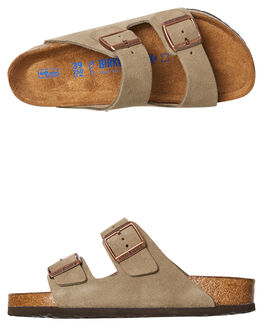 TAUPE WOMENS FOOTWEAR BIRKENSTOCK FASHION SANDALS - 951301TAUPE