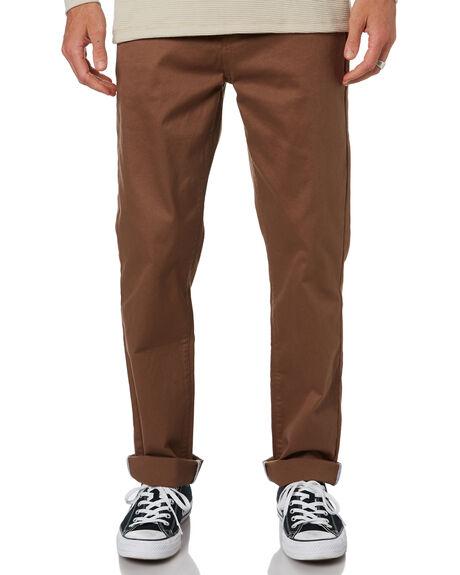 COFFEE MENS CLOTHING KATIN PANTS - PAKRA07CFE