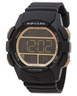 GOLD MENS ACCESSORIES RIP CURL WATCHES - A29820146