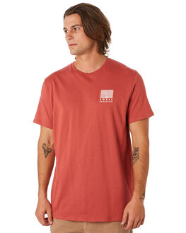 DARK MELON MENS CLOTHING SWELL TEES - S5201008DKMLN