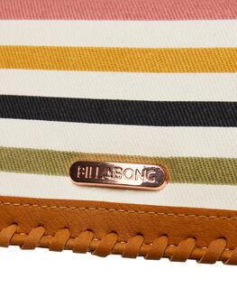HONEY GOLD WOMENS ACCESSORIES BILLABONG PURSES + WALLETS - 6695205HOG