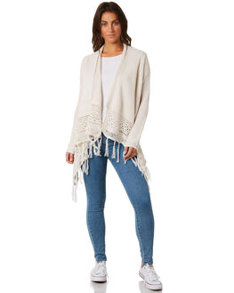 BONE WOMENS CLOTHING RIP CURL KNITS + CARDIGANS - GSWEI13021
