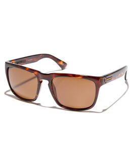 TORTOISE SHELL BRONZE POLAR MENS ACCESSORIES ELECTRIC SUNGLASSES - EE09010643TORTP