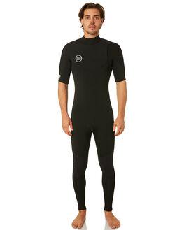 BLACK BOARDSPORTS SURF NARVAL WETSUITS MENS - NARPRISM22BLK