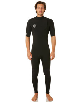 BLACK BOARDSPORTS SURF NARVAL WETSUITS MENS - NARPRISM22BLK