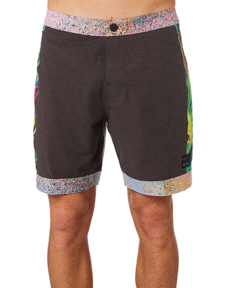 BLACK MENS CLOTHING RIP CURL BOARDSHORTS - CBOOR90090