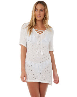 WHITE WOMENS CLOTHING SWELL FASHION TOPS - S8174451WHITE
