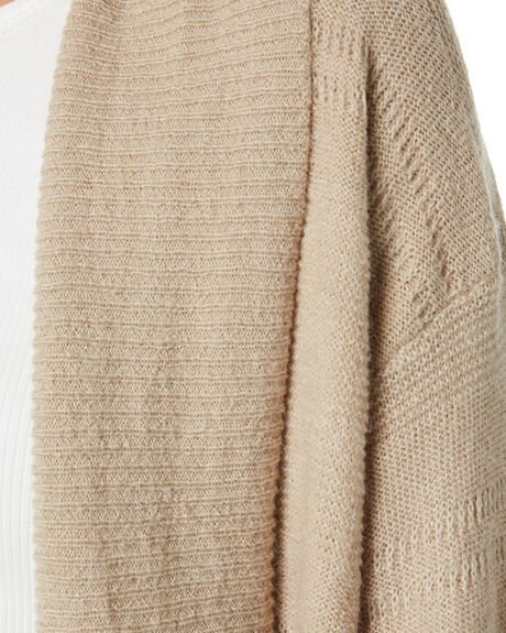 WASHED SAND WOMENS CLOTHING SWELL KNITS + CARDIGANS - S8204146WHSND