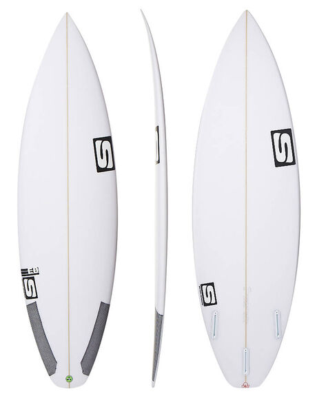 CLEAR BOARDSPORTS SURF SIMON ANDERSON SURFBOARDS - SAEBCLR