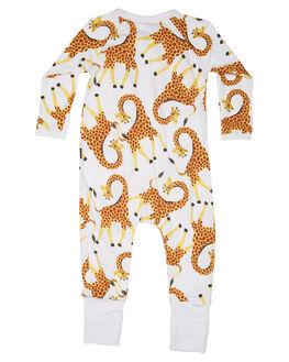 PRINT 9NN KIDS BABY BONDS CLOTHING - BZBV9NN