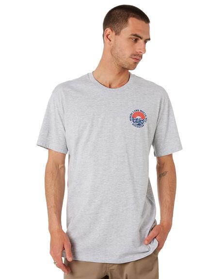 GREY MARLE MENS CLOTHING DEPACTUS TEES - D5201005GRYML
