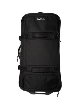BLACK MENS ACCESSORIES SWELL BAGS + BACKPACKS - S51731552BLK c0defb194065f