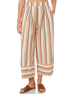 FRAPPE WOMENS CLOTHING BILLABONG PANTS - 6595405FRA