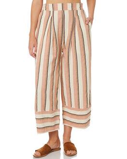 FRAPPE WOMENS CLOTHING BILLABONG PANTS - 6595405FRA