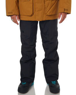 TNF BLACK SNOW OUTERWEAR THE NORTH FACE PANTS - NF0A332EJK3RBLK