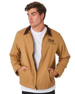 DIJON MENS CLOTHING DEUS EX MACHINA JACKETS - DMF86343DIJON
